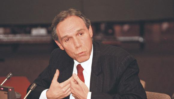 Gonzalo Ortiz de Zevallos fue elegido como miembro del Tribunal Constitucional por el anterior Congreso. (GEC)
