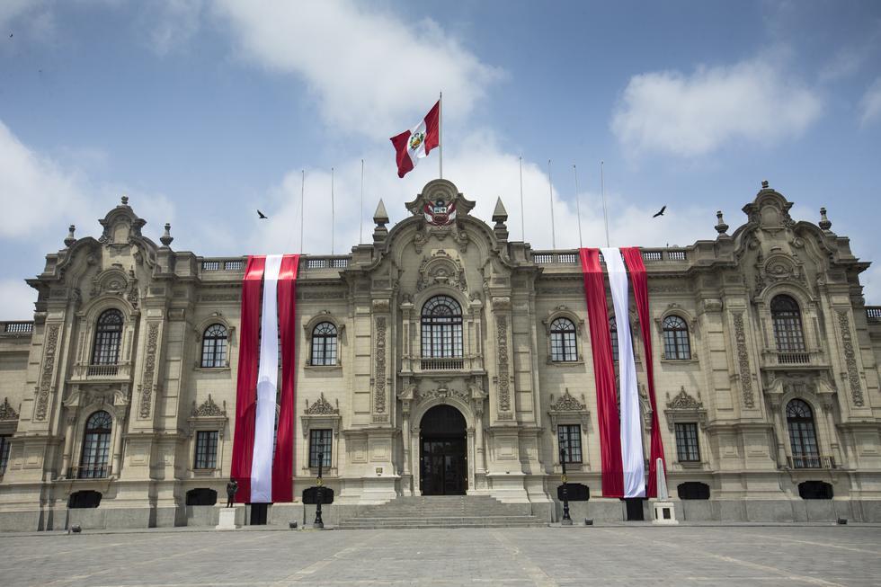 El presidente de la República, Pedro Castillo anunció que no gobernará desde Palacio de Gobierno y este será un museo.  (Foto: El Comercio)