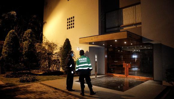 El robo se produjo la noche del último sábado. FOTOS: JOEL ALONZO/@photo.gec