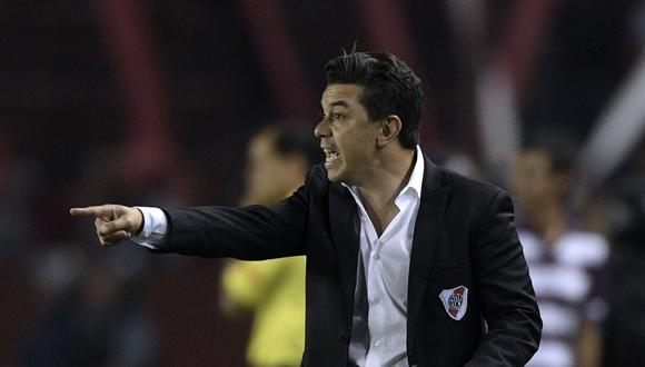 Lanús derrotó 4-3 a River Plate en el marcador global de la llave entre ambos equipos por el pase a la final de la Libertadores. AFP)