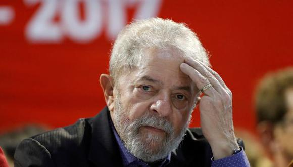 Luiz Inácio Lula da Silva afrontaría su sexto proceso penal por sus vínculos en el caso Petrobras. (Reuters)