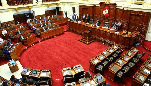 La propuesta de la Comisión deberá ser ratificada en el pleno (Foto: Congreso)