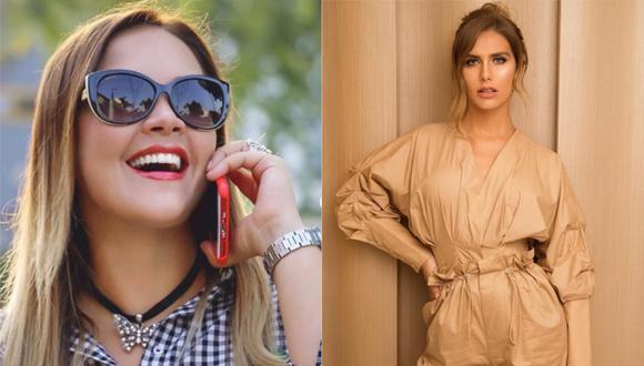 Marina Mora habla sobre presencia de Ángela Ponce en el Miss Perú 2019
