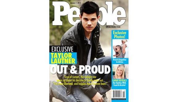 Falsa portada de People fue filtrada en Twitter.