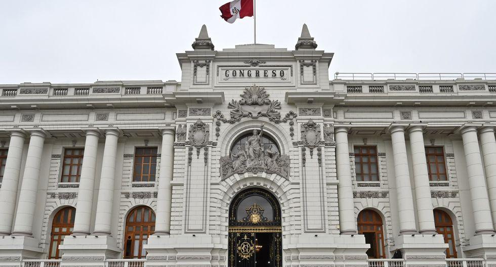 Congreso de la República. (Foto: AFP)