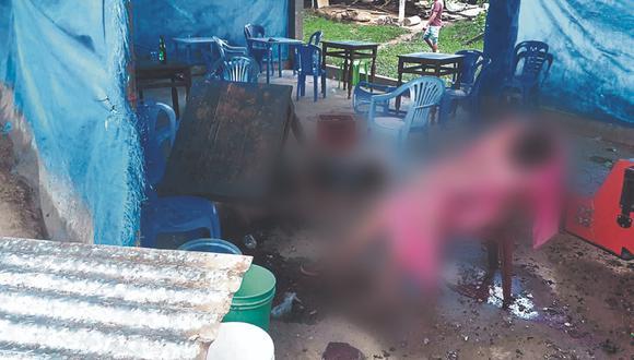 El Comando Conjunto de las FF.AA. afirman que los cuerpos de las víctimas serán entregados a sus familiares con la seguridad del caso. (Foto: PNP)