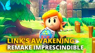 Link's Awakening: Remake imprescindible