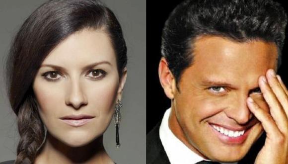 Descubre cómo fue la relación entre los famosos cantantes, Laura Pausini y Luis Miguel; esto ha dicho la famosa al respecto (Foto: Instagram)