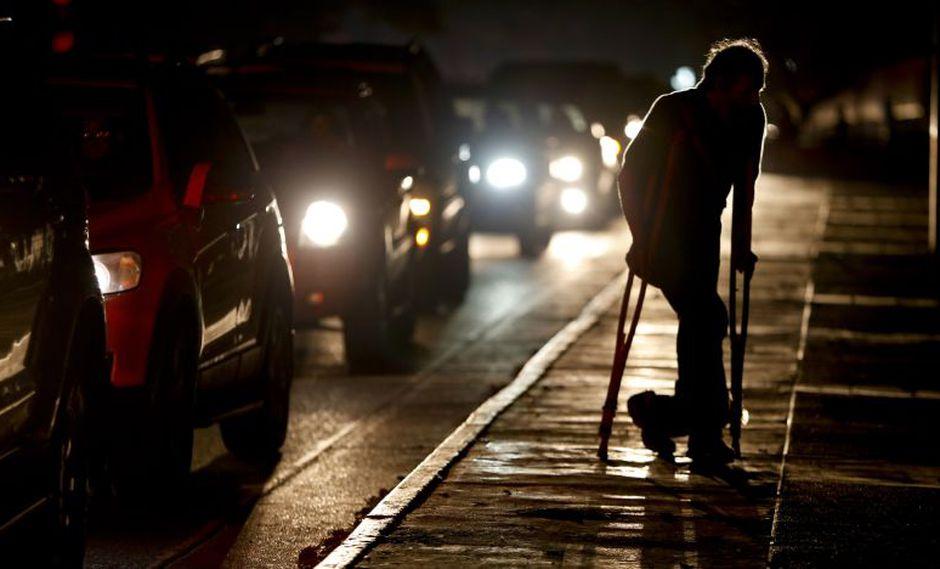 Venezuela atraviesa su tercer apagón del mes. (Foto: AP)