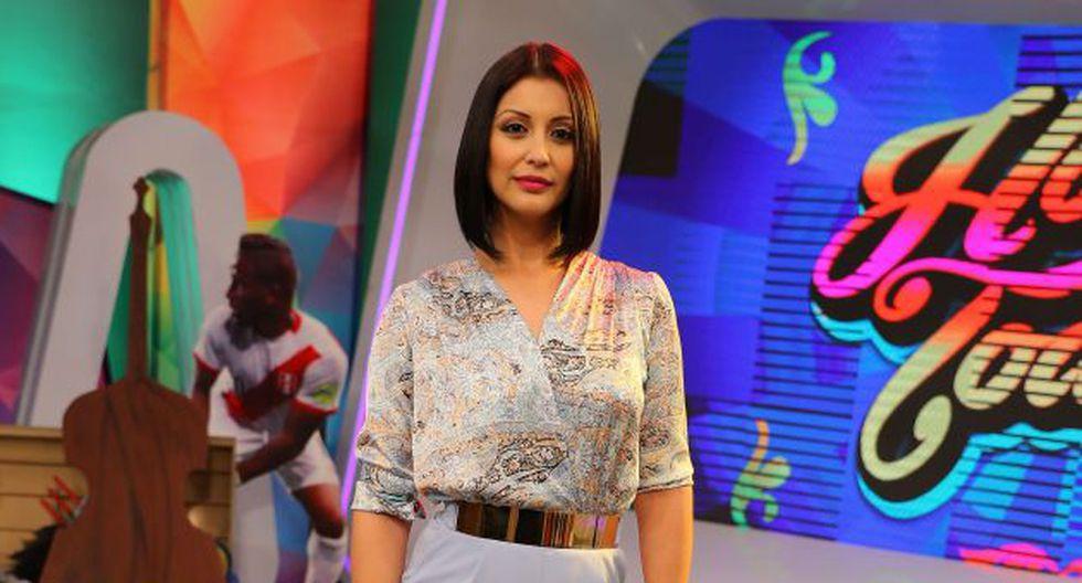 No la suelta, Karla Tarazona arremetió contra Isabel Acevedo (USI)