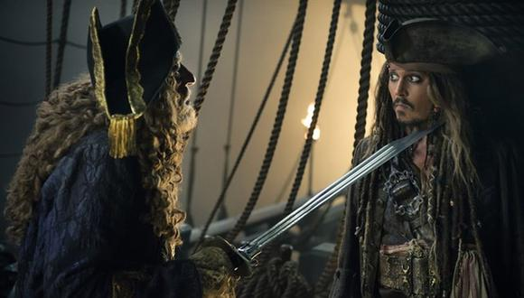Aún se desconoce si Johnny Depp volverá a interpretar al pirata Jack Sparrow. (Foto: Disney)