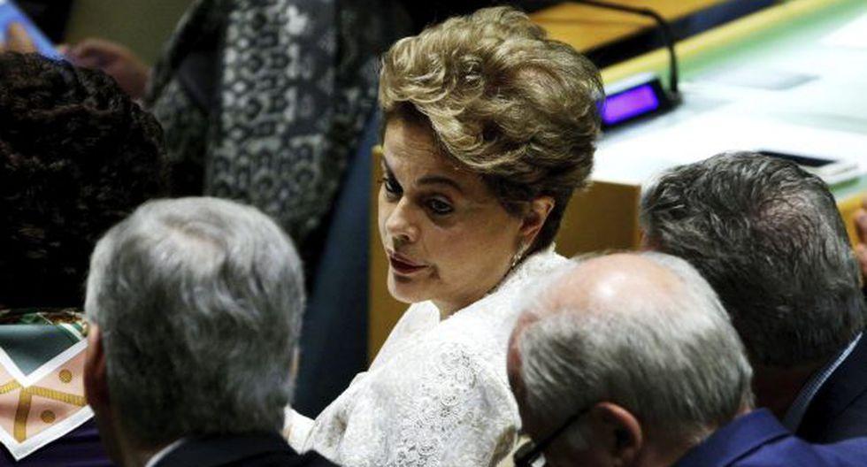 Brasil: Comisión que decidirá juicio político contra Dilma Rousseff será liderada por oposición. (EFE)