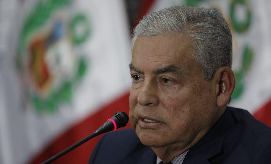 Villanueva dijo respetar pero no compartir el informe de la Oficina de Control Interno (OCI) del Gobierno Regional de San Martín que señala que vulneróla ley. (Foto: GEC)