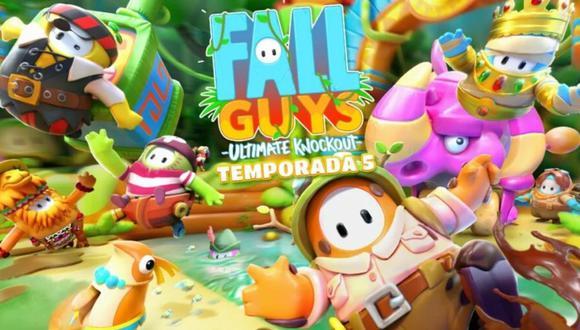 Nuevo contenido llega en la nueva temporada del exitoso videojuego.