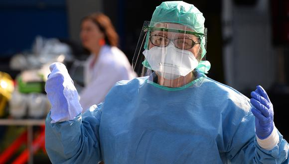 Estados Unidos autorizó tratamiento para enfermos críticos de coronavirus COVID-19. (Foto: AFP)