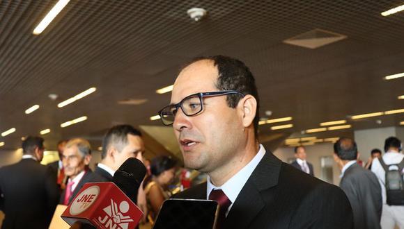 El congresista Hans Troyes reveló detalles de la votación de la vacancia contra Martín Vizcarra el último lunes 9 de noviembre en el Parlamento. (Foto: Difusión)