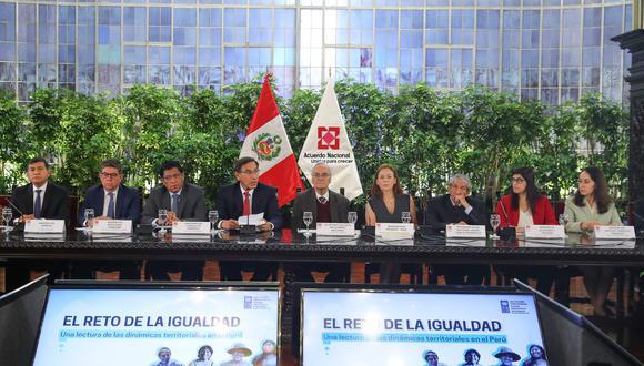(Foto: Acuerdo Nacional)