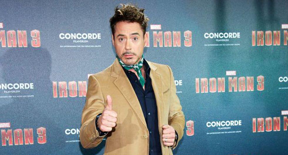 Robert Downey Jr. es por tercera vez el mejor pagado. (usmagazine.com)