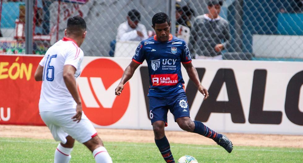 Atlético Grau y Césa Vallejo empataron 1-1 en Sullana por la Fecha 2 del Apertura. (Foto: UCV)
