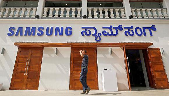 La nueva tienda contará con dispositivos móviles Samsung, pero también mostrará sus electrodomésticos y las últimas innovaciones. (Foto: AFP)