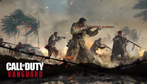 Call of Duty: Vanguard será la próxima entrega de la saga y se presentará el 19 de agosto. (ACTIVISION / Europa Press)
