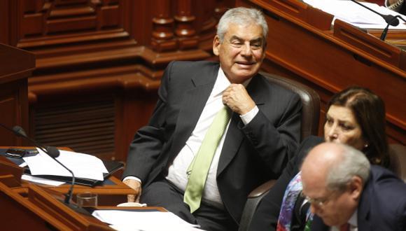 En el debate, la oposición emplazó al premier Villanueva a traducir su liderazgo en un cambio de ministros. (Nancy Dueñas)