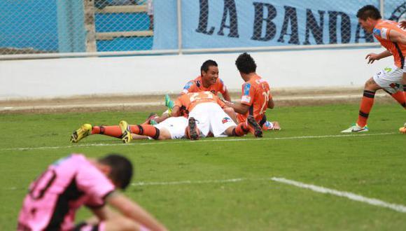 César Vallejo celebra, Pacífico FC se lamenta. (Depor)