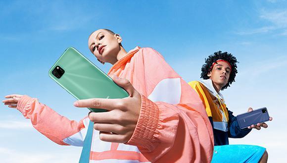 La nueva HUAWEI Serie Y se renueva sorprendiendo con smartphones que prometen una batería de alto rendimiento.