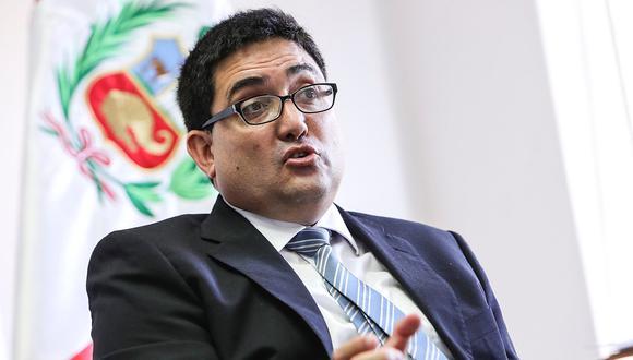 Procurador Jorge Ramírez viajará a Brasil para participar en interrogatorio a Jorge Barata y otros directivos de Odebrecht. (Foto: GEC)
