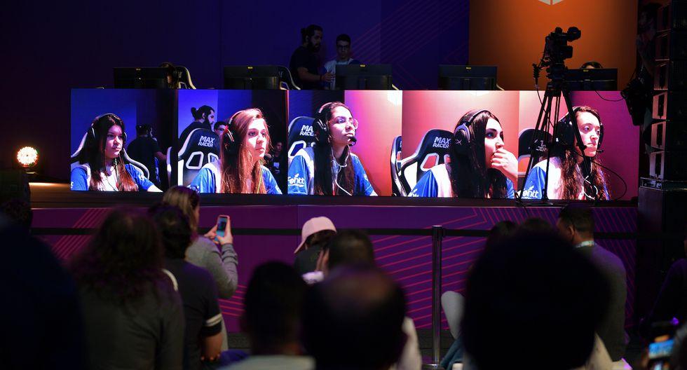 """""""Game XP"""" emocionada a todos los habitantes de Rio de Janeiro. (Fotos: AFP)"""
