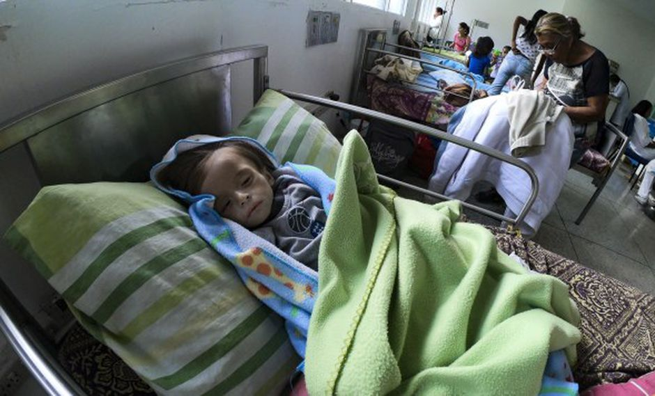 La CIDH indicó que las medidas cautelares fueron dispuestas el 18 de marzo para los pacientes de la maternidad de Concepción Palacios de Caracas. (Foto referencial: AFP)