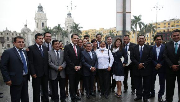 Alianza para el Progreso consiguió 22 virtuales congresistas en 18 circunscripciones electorales. (Foto: Anthony Niño de Guzmán / GEC)