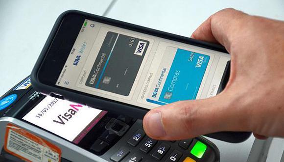 Con la tecnología NFC, los clientes podrán realizar operaciones con sus celularessin el uso de tarjetas, dijo el BBVA Continental. (Foto: USI)