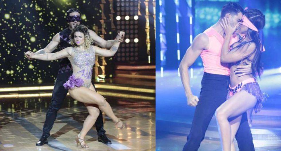 Bailarines se lucieron en el sintonizado programa de televisión. (Twitter:elgranshow)
