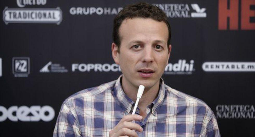 Director Amat Escalante. (EFE)