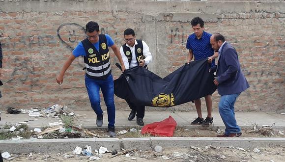 La Libertad: dos sujetos fueron golpeados y asesinados a balazos