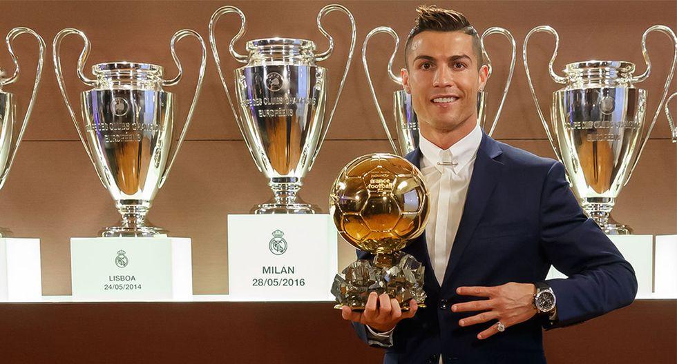 Cristiano Ronaldo (Foto: Real Madrid)