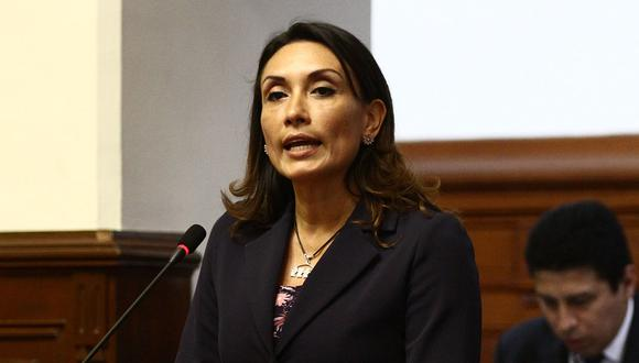 La congresista de Peruanos por el Kambio, Patricia Donayre, reiteró que la Junta de Portavoces fue la que acordó aprobar las reformas antes del 4 de octubre. (Foto: Congreso de la República)