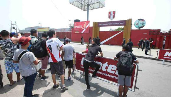La Federación Peruana de Fútbol se pronunció sobre el inicio de las Eliminatorias Qatar 2022. (Foto: GEC)