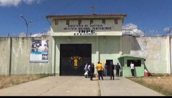 Crimen ocurrió dentro de las instalaciones del penal. (Cajamarca Reporteros)