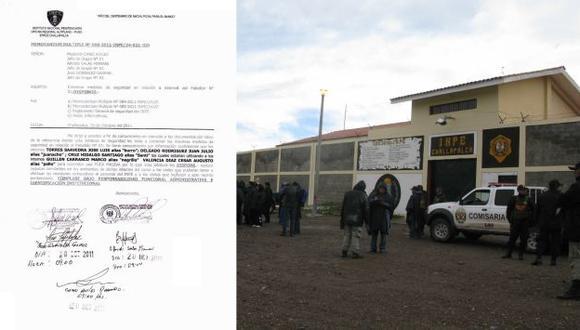 ZONA CRÍTICA. El penal de Challapalca y la mayoría de los 68 establecimientos son puntos vulnerables. (Difusión)
