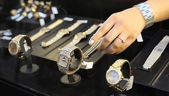 Menos del 1% de la producción de oro y plata se deriva a la fabricación de productos de joyería, indicó Adex. (Foto: GEC)
