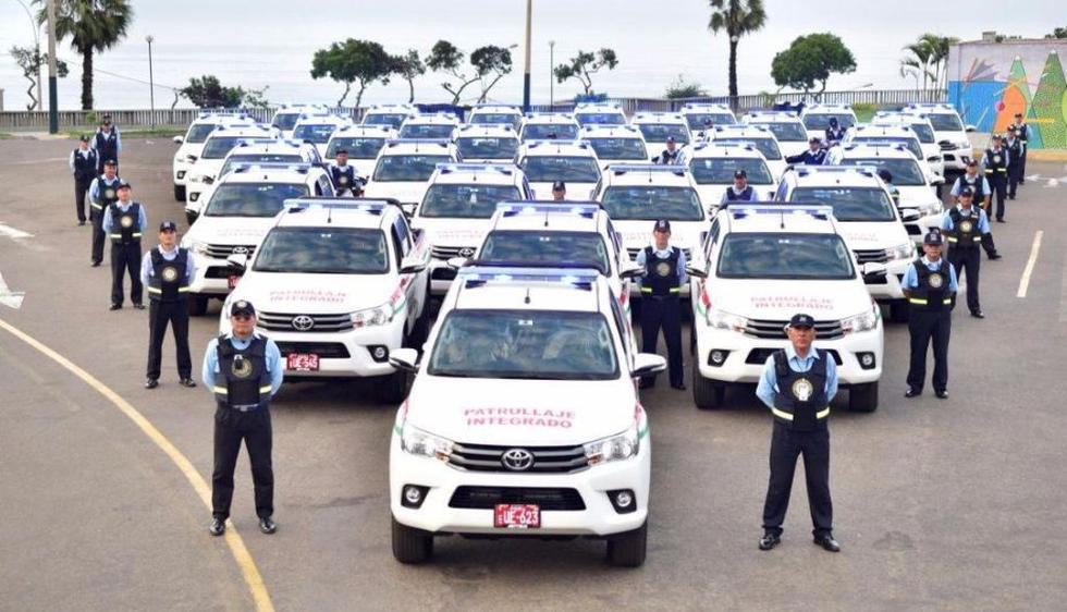 Solicita apoyo policial (Municipalidad de San Isidro)
