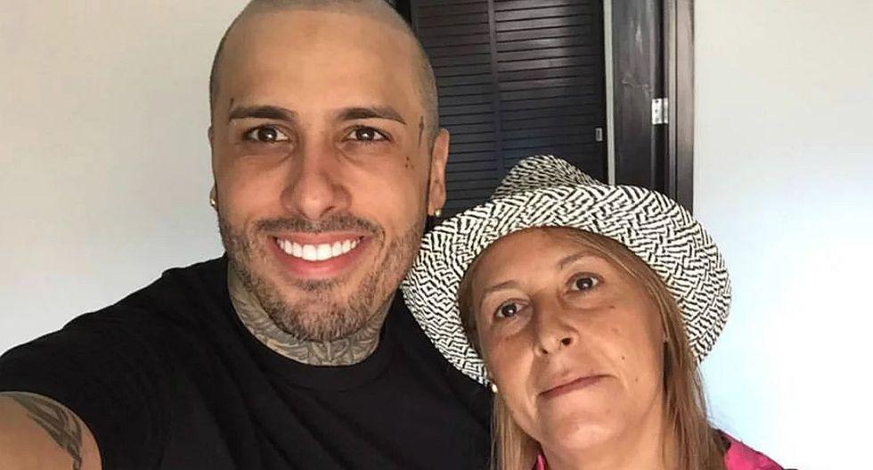 Nicky Jam recuerda la emoción que sintió al reencontrarse con su madre tras 20 años separados. (Foto: Instagram)