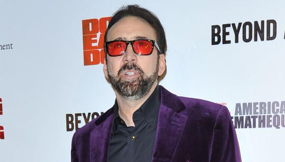 Nicolas Cage se casó con Riko Shibata. (Foto: LILLY LAWRENCE/AFP)