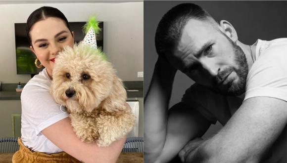 Selena Gomez y Chris Evans: Las fotografías que despiertan rumores de un romance. (Foto: @selenagomez/AFP)