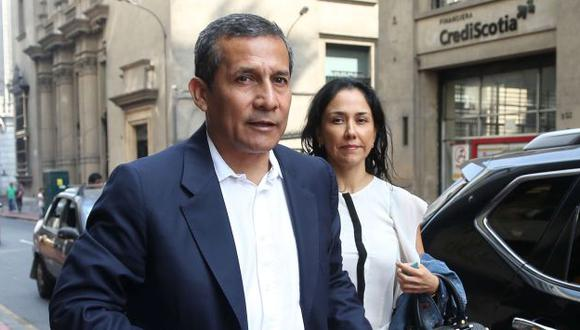 Ollanta Humala y Nadine Heredia afronta pedido de detención (Efe)