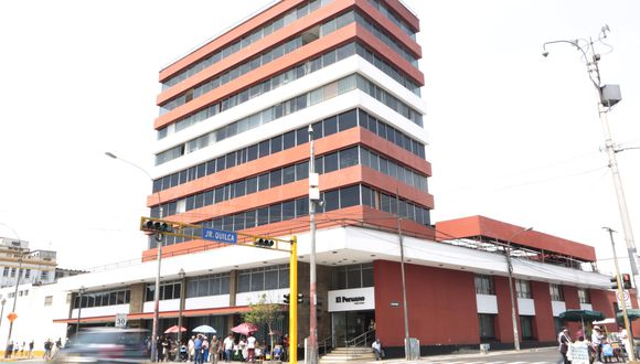 Trabajadores de Empresa Editora S.A. denunciaron caso de acoso. (Foto: GEC)