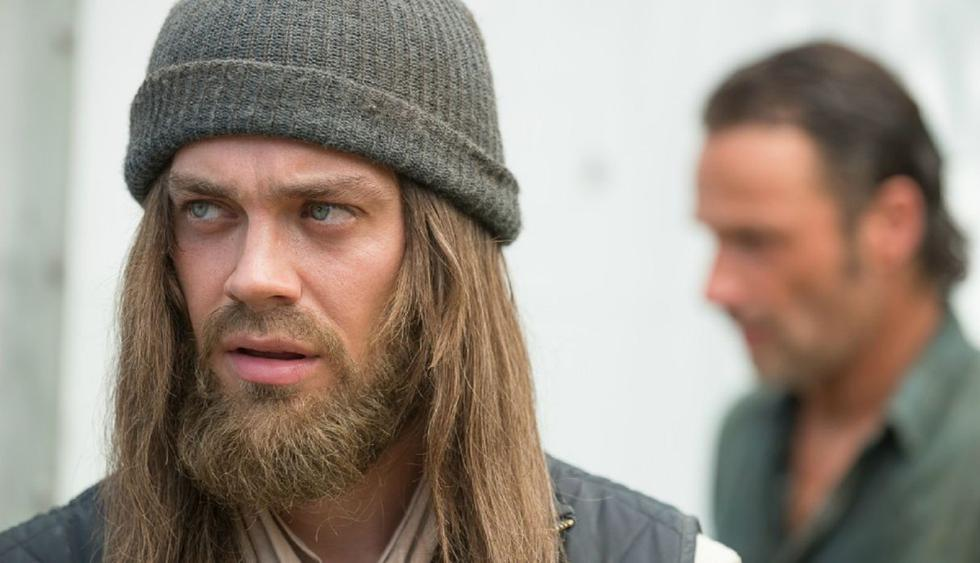 """Tom Payne,'Jesús' en""""The Walking Dead"""", se sentía """"frustrado"""" y """"aburrido"""" de su papel en la serie. (Foto: AMC)"""