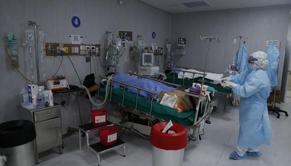 Minsa reporta 408 fallecidos y 11,049 nuevos contagios de COVID-19 . (Foto: GEC)